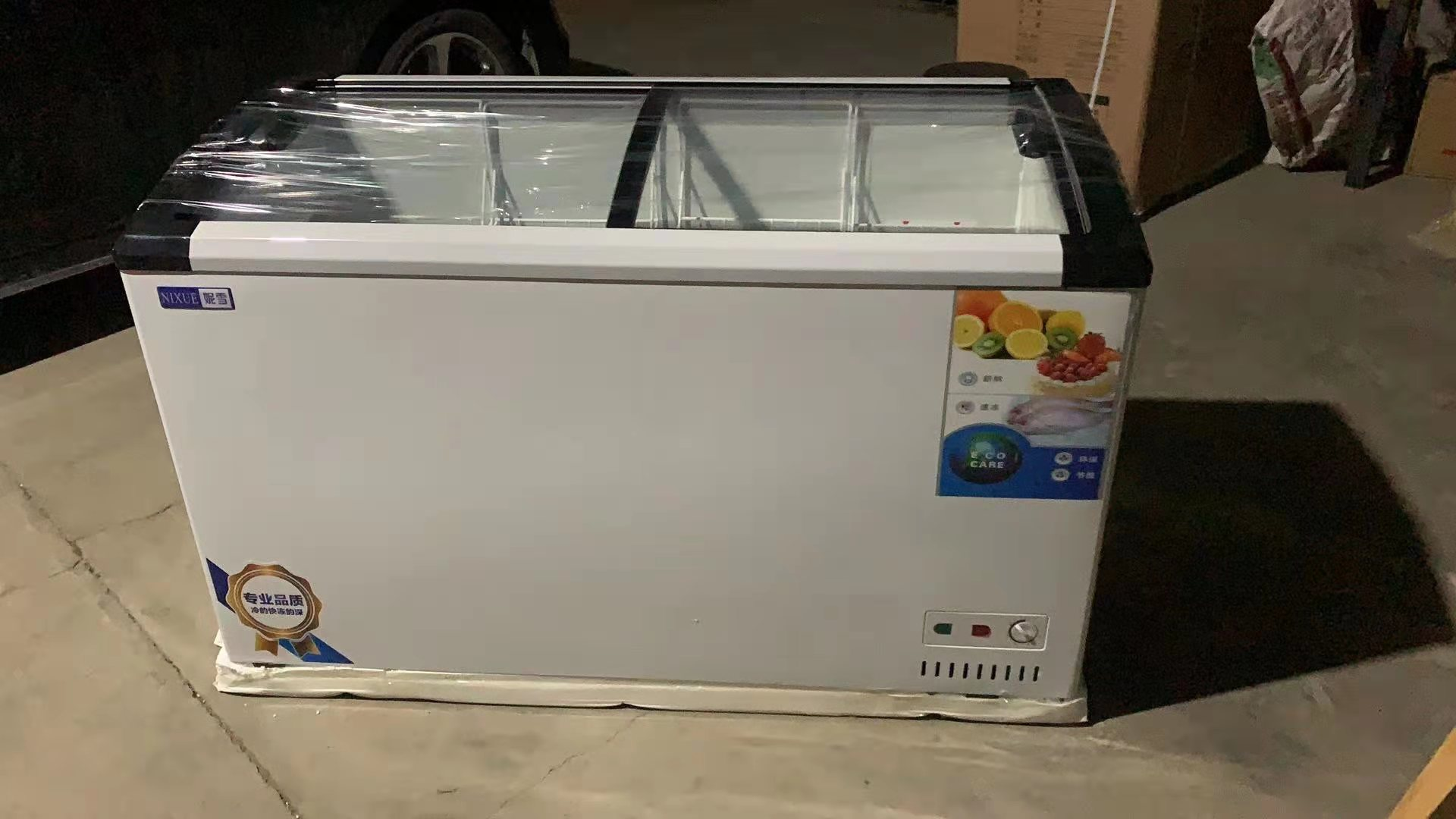 北京出租全新冰柜保鲜柜冷藏柜展示柜租赁