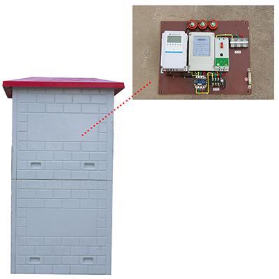 高标准农田水利建设用预付费刷卡灌溉射频控制器