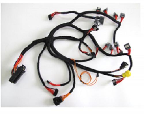 新能源汽车整车线束 OBD专用线束 汽车线束生产,可定制图片