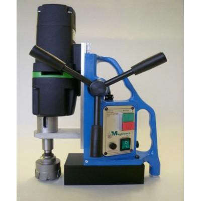 供应英国麦格MD50磁力钻较强的吸附力可从不同角度钻孔