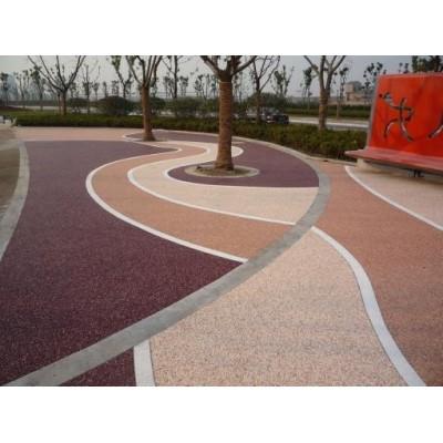 绵阳市,彩色混凝土,生态透水混凝土,压花地坪,艺术地坪图片