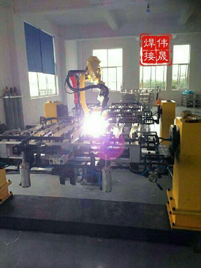 机器人全自动化打磨机图片