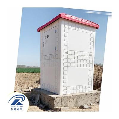 供应智能井房灌溉井房玻璃钢井房井房智能井房模压系列井房防火图片