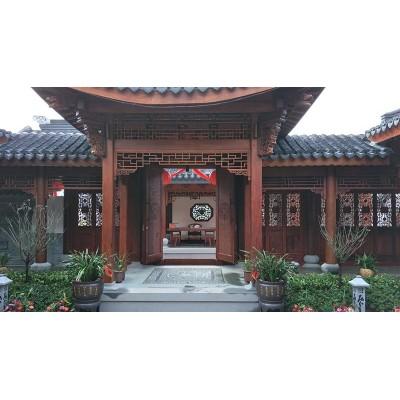 中式红木整装全屋定制