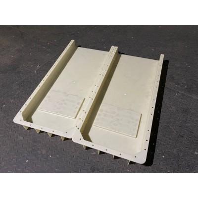 100×40×15公路里程碑模具-精达厂家直销生产
