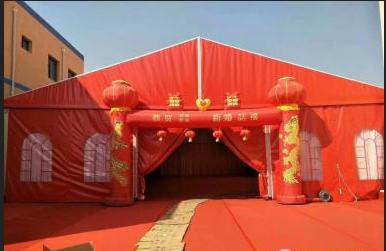 北京年会篷房、欧式篷房、婚庆篷房、宴会桌椅租赁图片