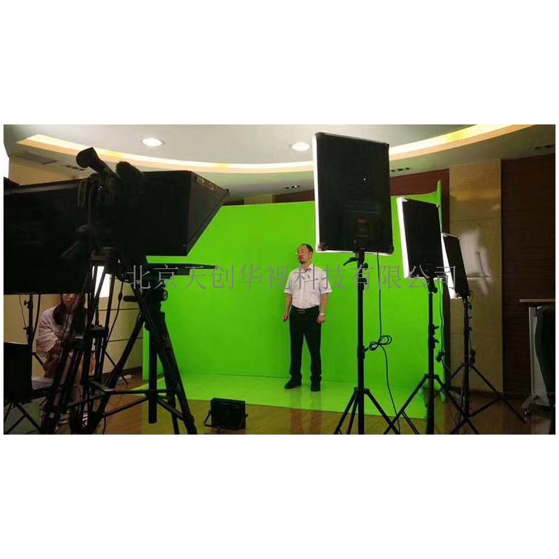 天创华视网络直播系统 校园活动超清4K演播室建设方案图片