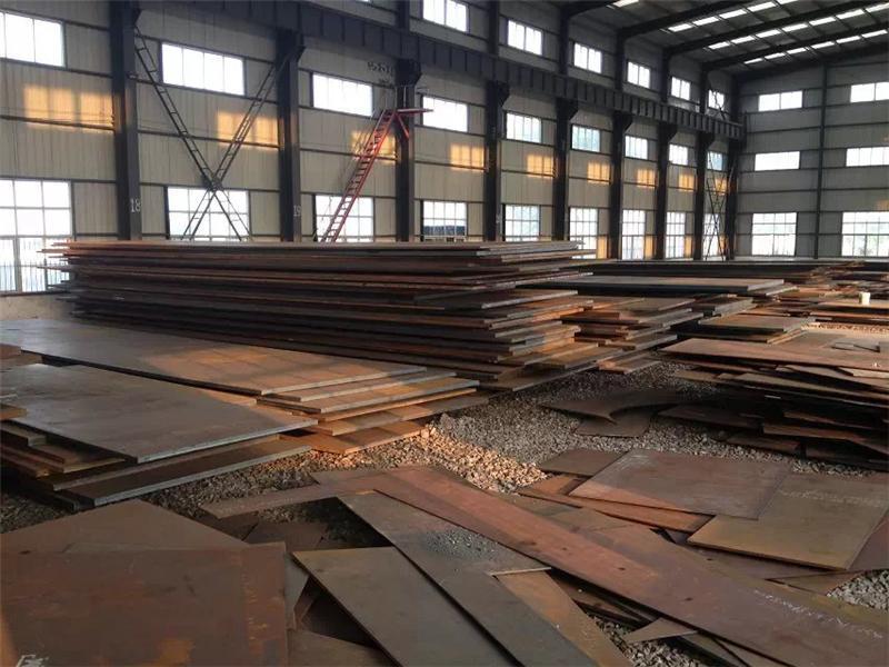 P500Q-可焊接细晶粒钢-欧标调质钢-产地舞钢图片