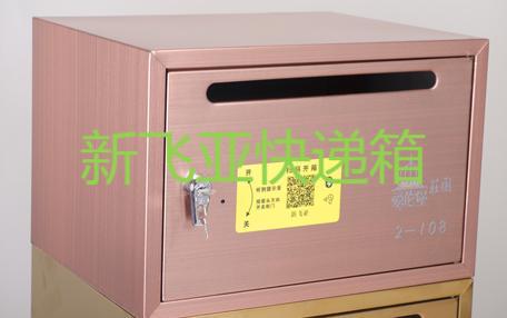 新飞亚私家尊享智能快递箱柜文件收纳箱