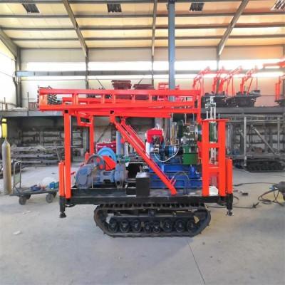 文登钻机 280型地质勘察钻机价格配置