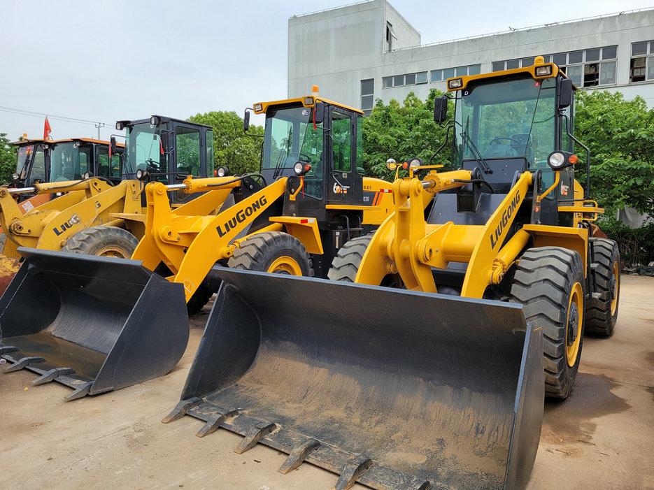 二手龙工柳工临工30装载机三吨加长臂铲车