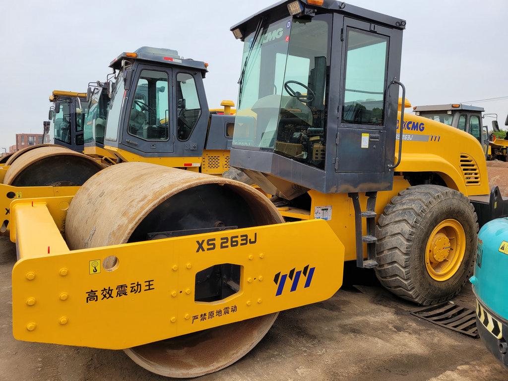 二手旧14吨16吨18吨徐工洛阳临工压路机