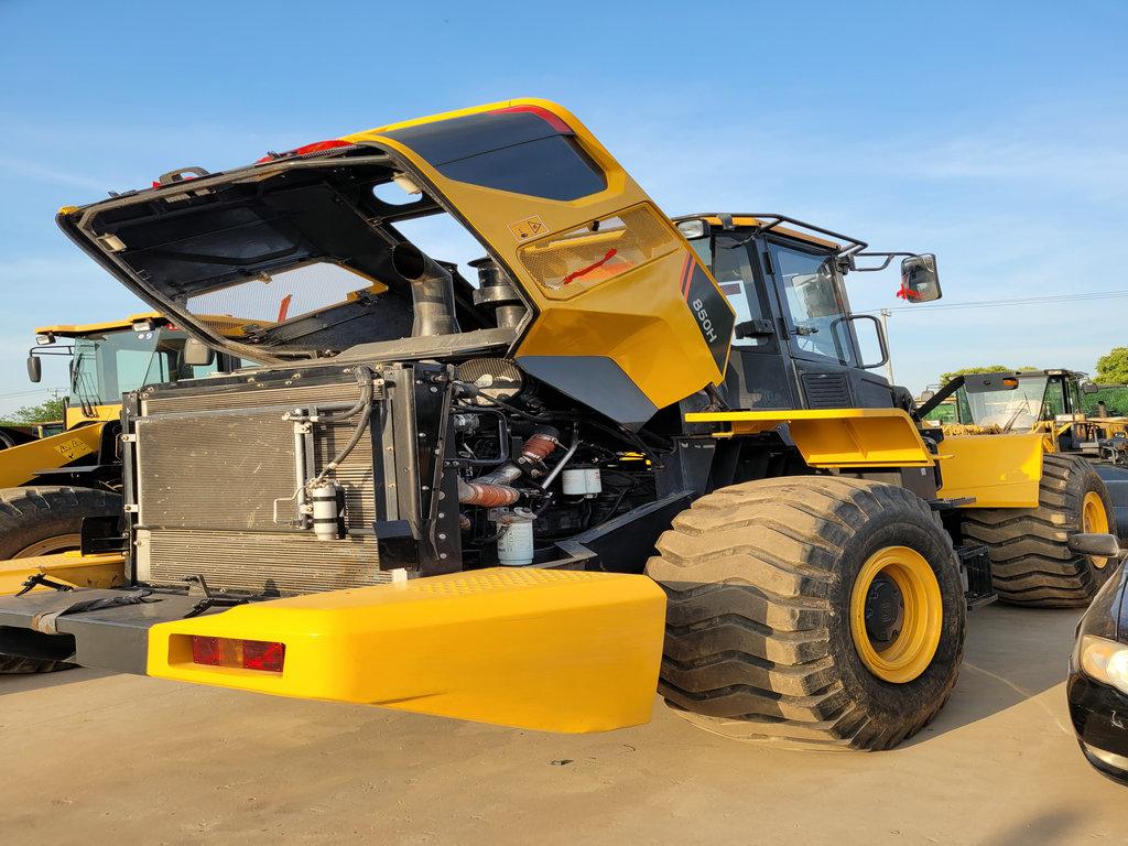 二手旧柳工856H.850H.50CN.五吨装载机铲车图片