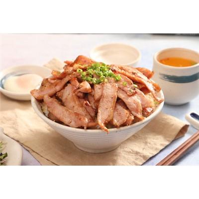 日式烧肉丼饭快餐,开家兀岛烧肉丼饭加盟费多少钱