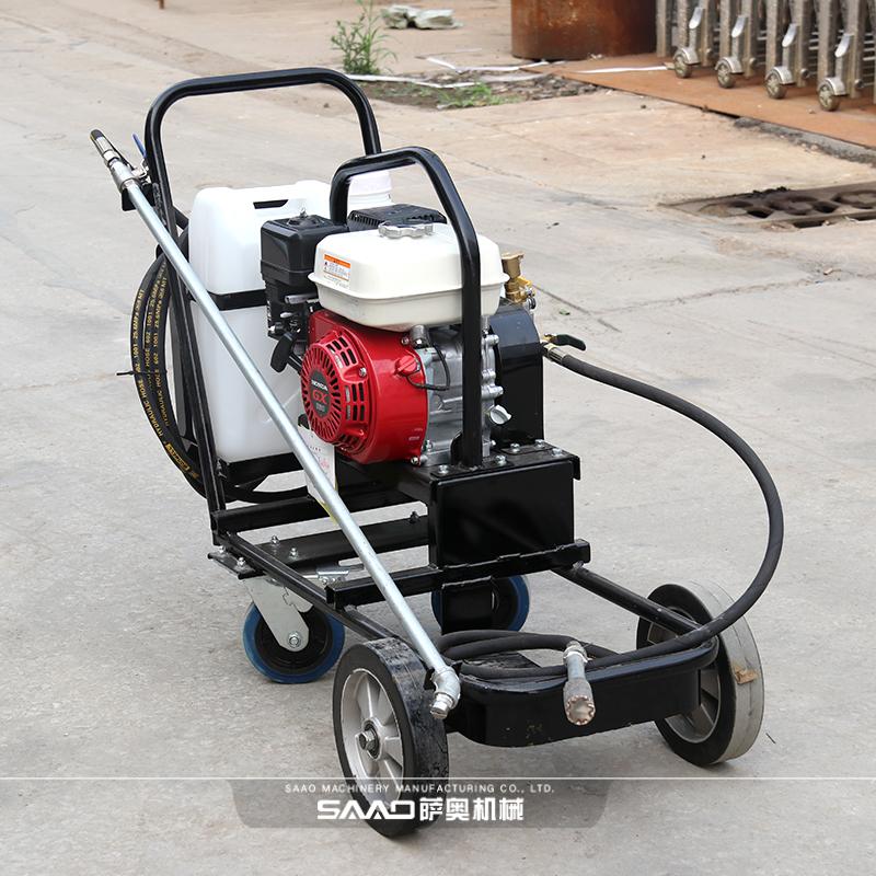 济宁厂家供应路面翻新用小型乳化沥青撒布机