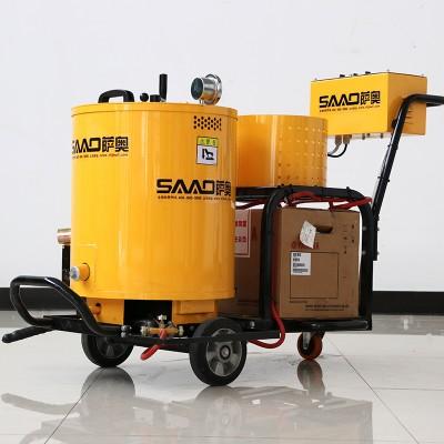 萨奥60升沥青灌缝机优势特点