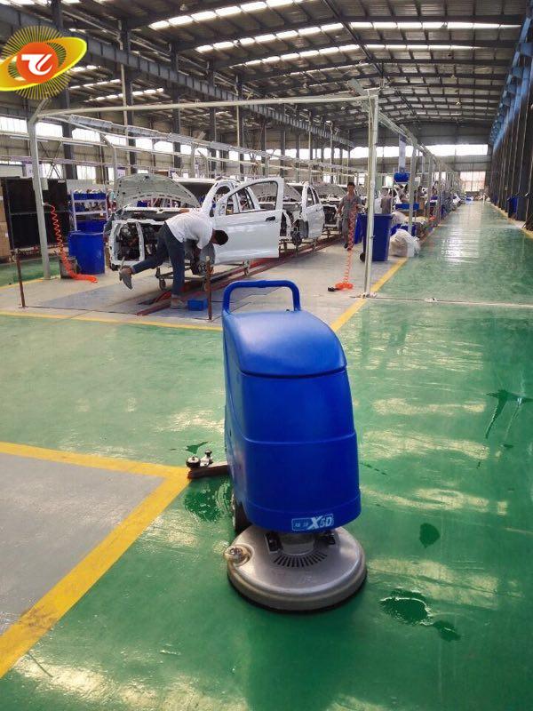 厂房用洗地机哪种合适?