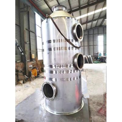 不锈钢喷淋塔304 3016材质实地厂家