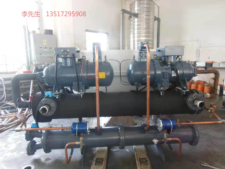 武汉众祥螺杆式低温冷冻机组图片