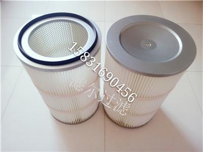 3260小型旱烟设备聚酯覆膜除尘滤芯