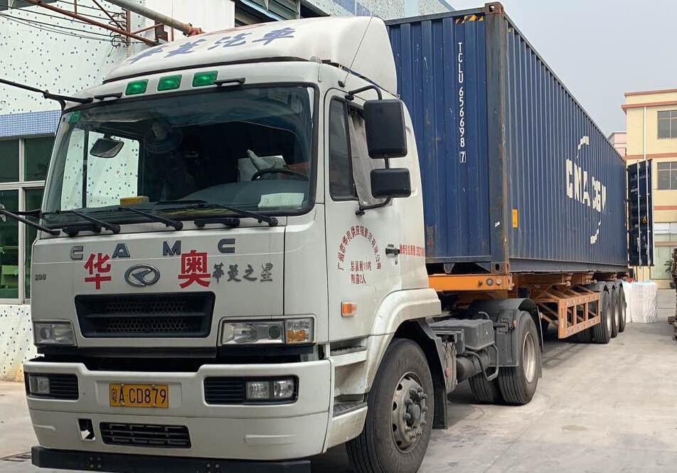 华奥—专注港口物流供应链服务散货车