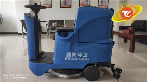 腾阳驾驶式洗地机的正确保养方法
