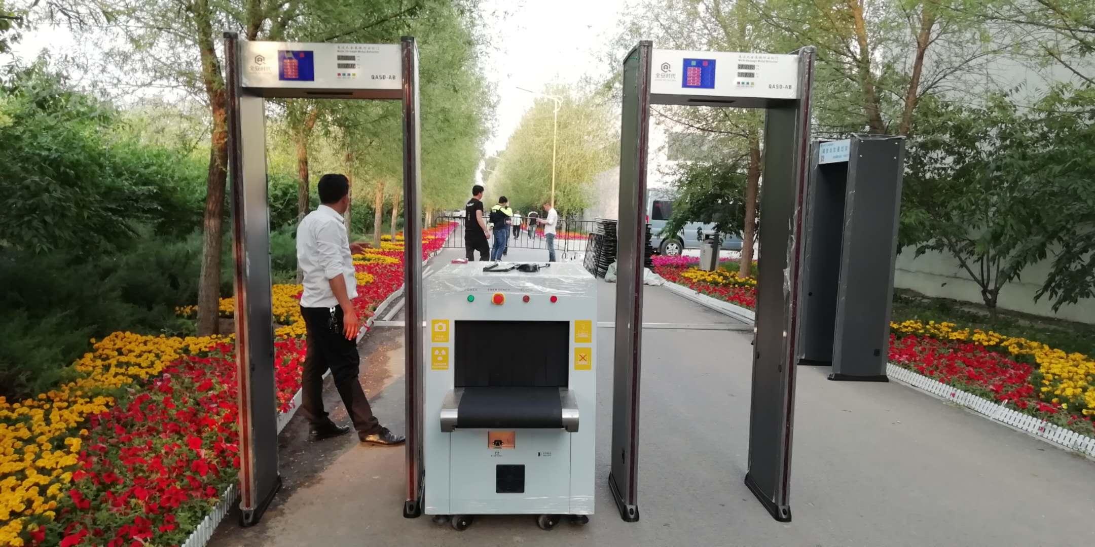 北京安检门租赁安检机租赁安检设备租赁图片