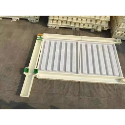 保定精达-8001铁路路基防护栅栏模具