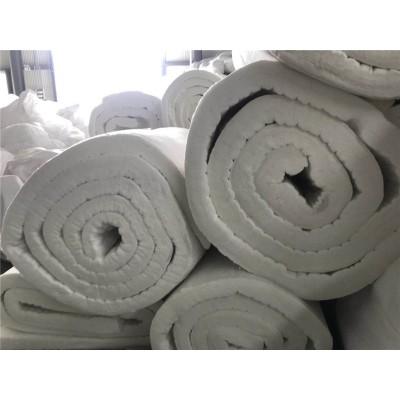 陶瓷纤维板背衬隔热毯 窑炉用保温隔热毯