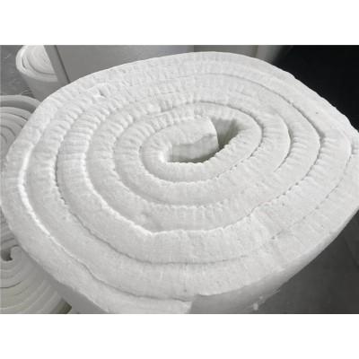 高温炉膛挡火隔热硅酸铝纤维耐火陶瓷纤维毯