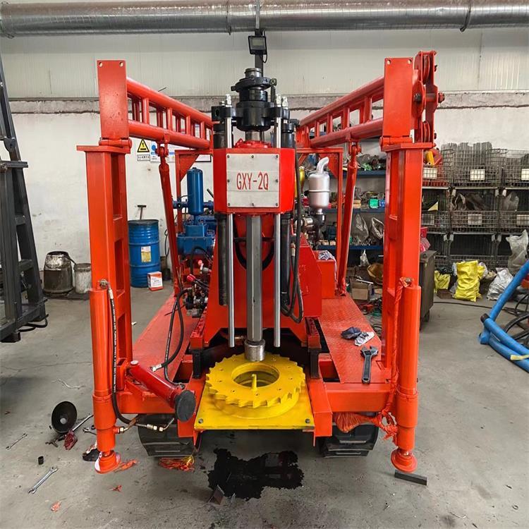 牵引式GXY-2C工程勘察钻机配件图片