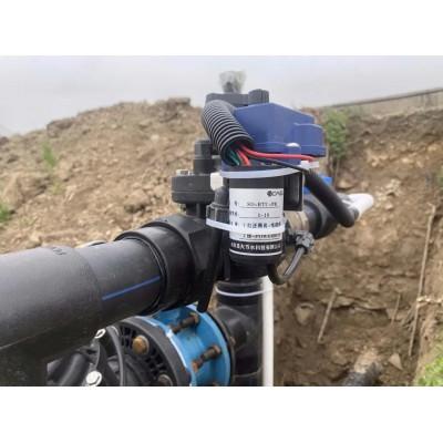 电磁阀阀控 圣大节水 智慧农业水肥一体化节水灌溉