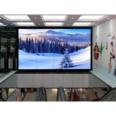 毕节上门安装监控及LED屏收银系统等弱电工程图片