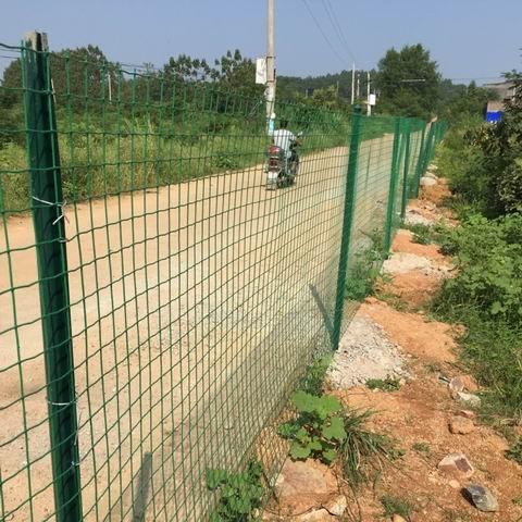 东西湖双边丝护栏网批发市场&临时场地围栏网供应