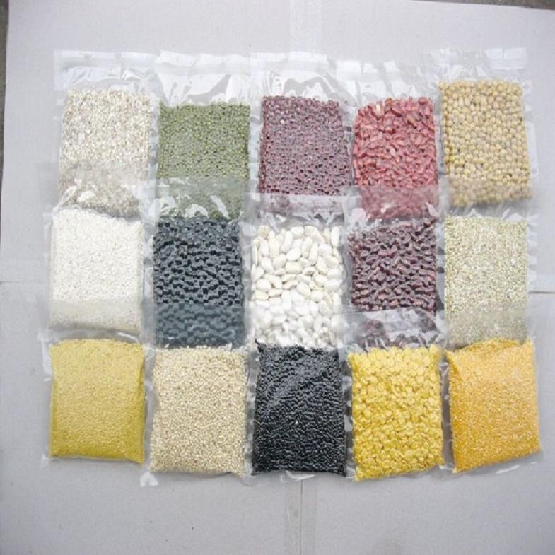 广州PE复尼龙彩印食品真空袋 腊肠袋 大米彩印袋