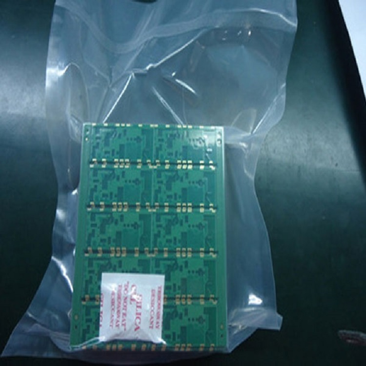 深圳电子防静电透明真空袋厂家 三边封尼龙袋批发
