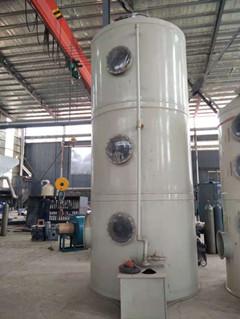 喷淋塔废气处理设备净化塔填料塔废气塔旋流塔酸雾吸收塔水淋塔
