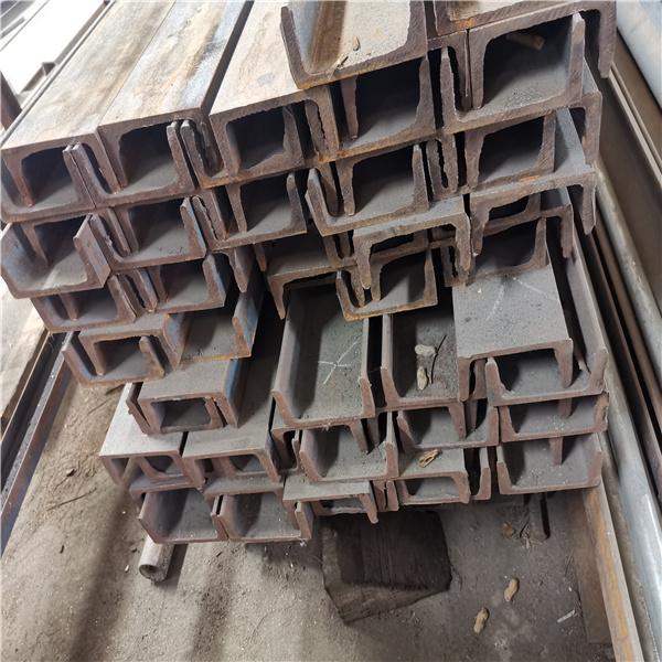 库存英标槽钢材质S275J2各种规格品质保证