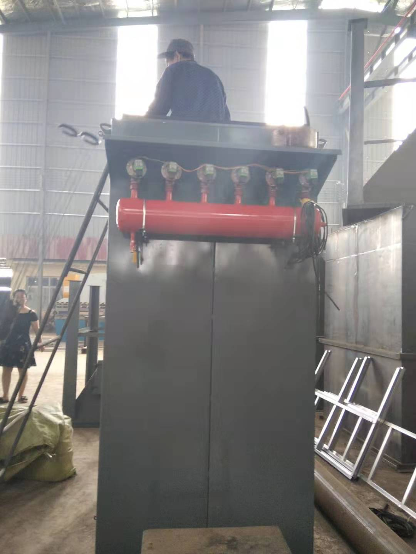 48袋小单机除尘器定制 单机布袋除尘器 MC单机布袋除尘器