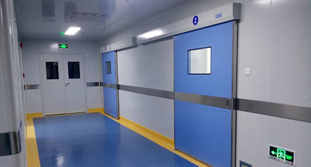 济源医用门,自动气密门,防辐射气密门,平移气密门,手术室门