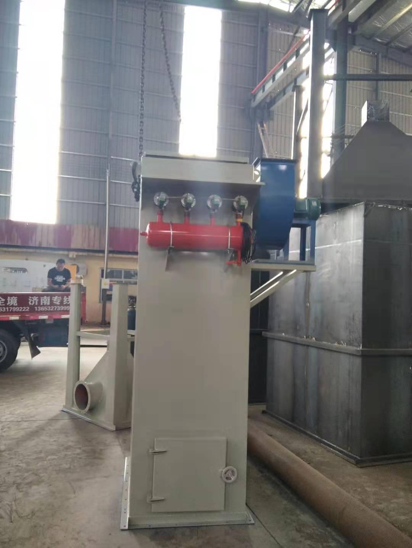 24袋布袋除尘器 脉冲除尘器厂家 工业粉尘处理设备 泊头乐迪