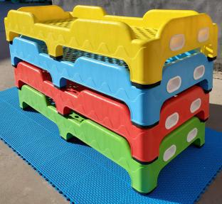 幼儿园儿童午睡床
