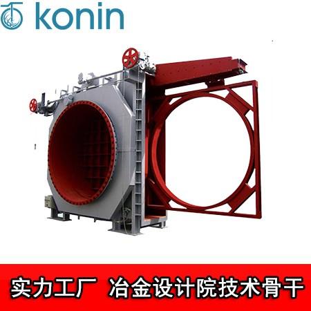科宁电动敞开式插板阀 挡板门