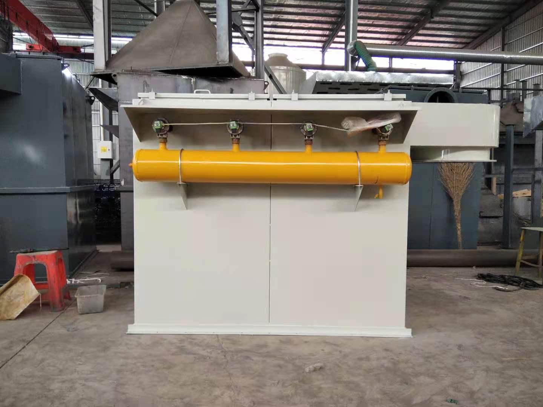 滤筒除尘器 焊接烟尘集中处理设备 滤筒式脉冲除尘器 乐迪环保