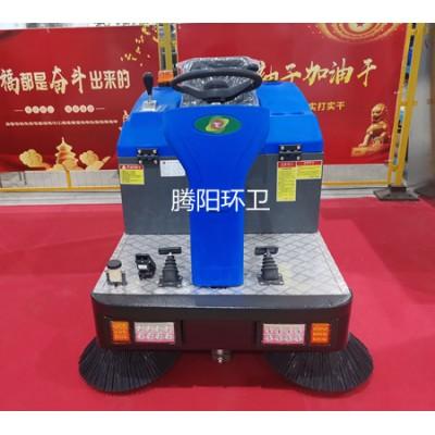 腾阳小型扫地车适合在什么地方使用?