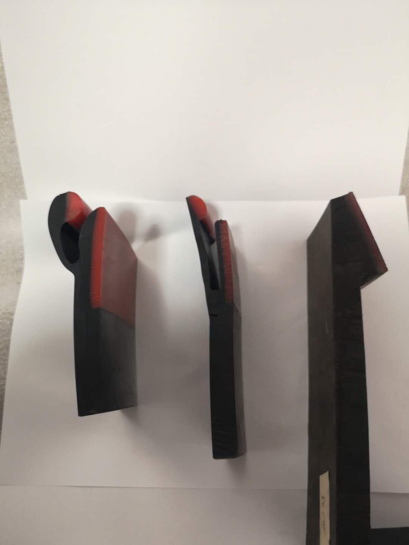 双层密封挡煤皮子 导料槽Y型挡板 皮带机护皮
