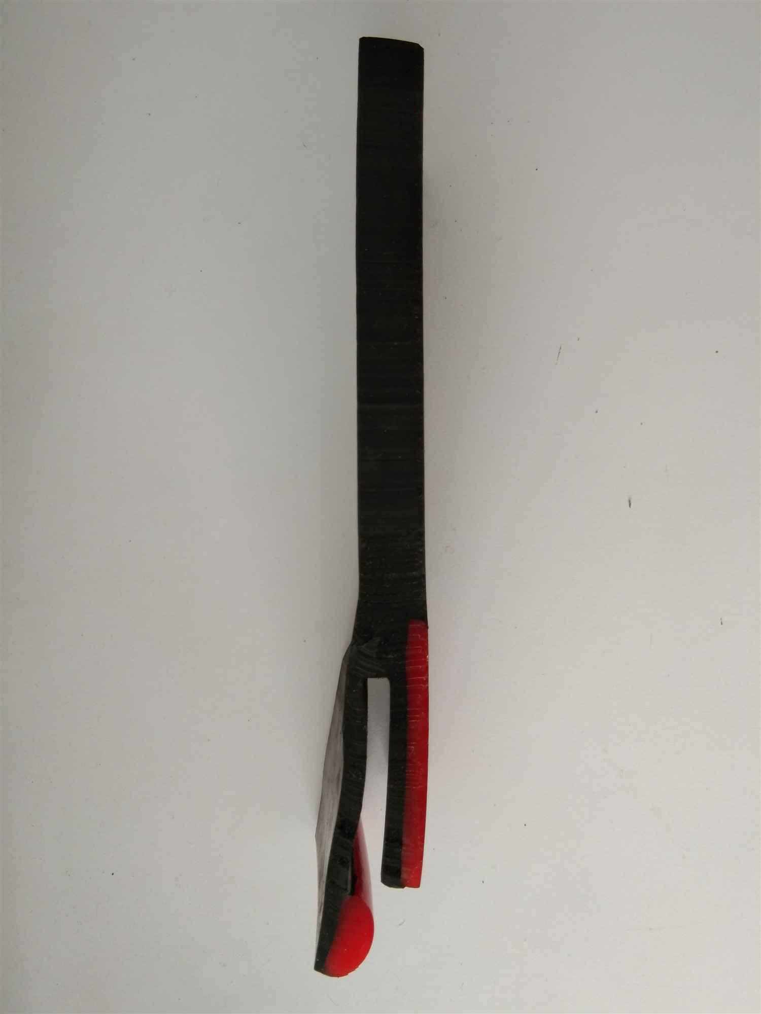 Y200*16挡煤皮 聚氨酯耐磨挡板 导料槽裙边