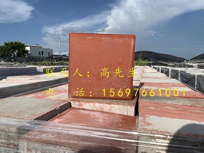 番禺环保彩砖厂家图片