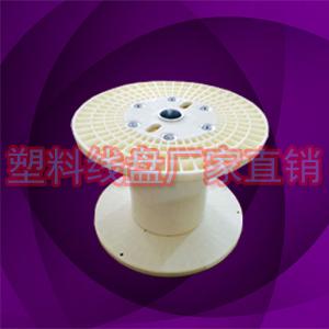 供应塑料铜线收线盘胶轮PN500