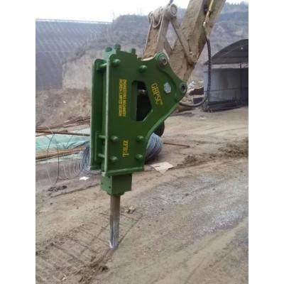 连港工兵破碎锤 型号ZFB5L 钎杆直径100mm